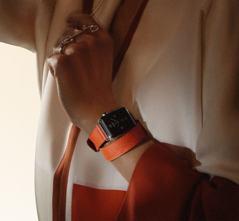 Luxury Smartwatch Straps : leather straps