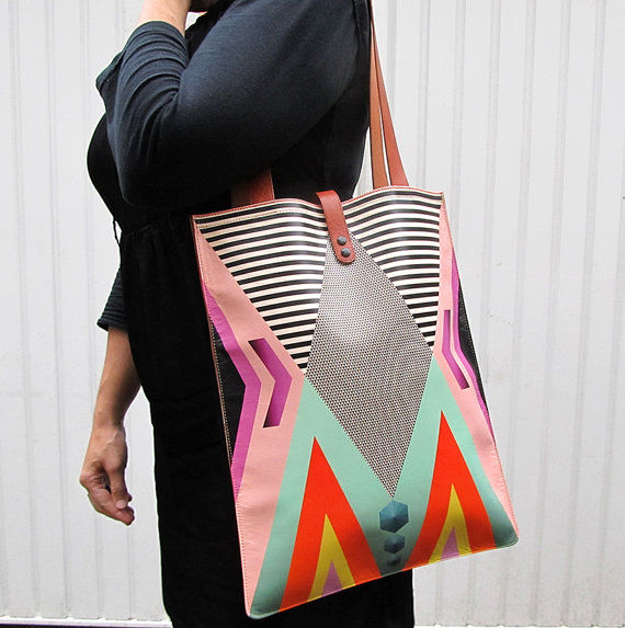 Op Art Carryall Accessories