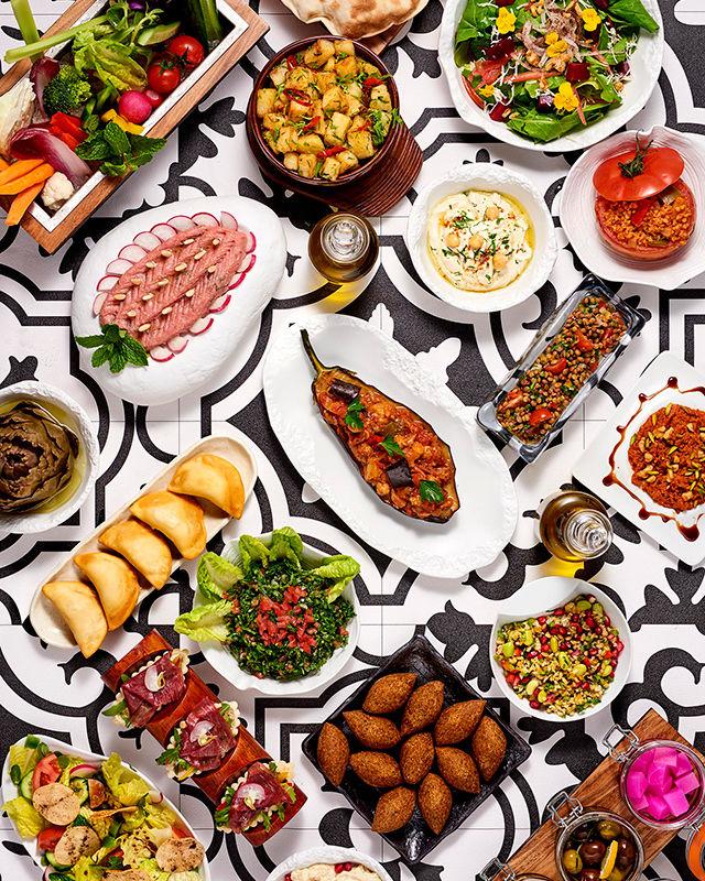 Luxe Lebanese Restaurants