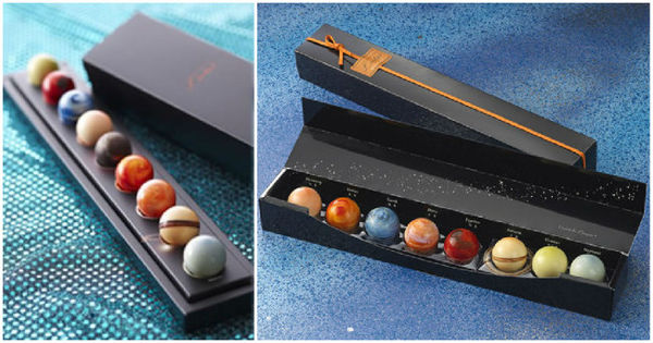 Celestial chocolates l 39 eclat - L eclat de verre paris ...