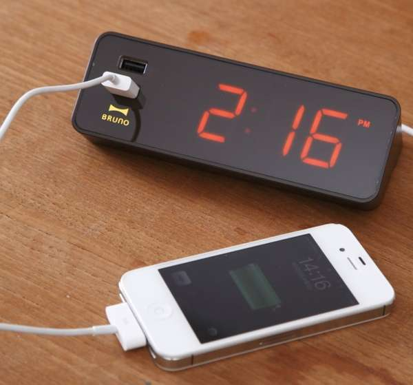 USB Port Timepieces