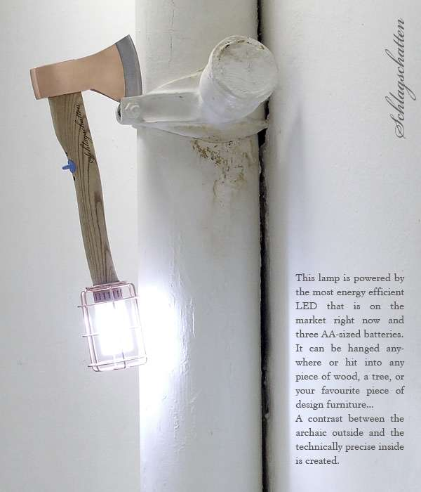 LED Axe Lighting