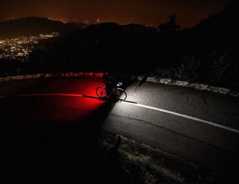 Customizable Cyclist Lights