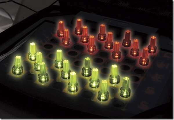 Illuminated Strategy Games