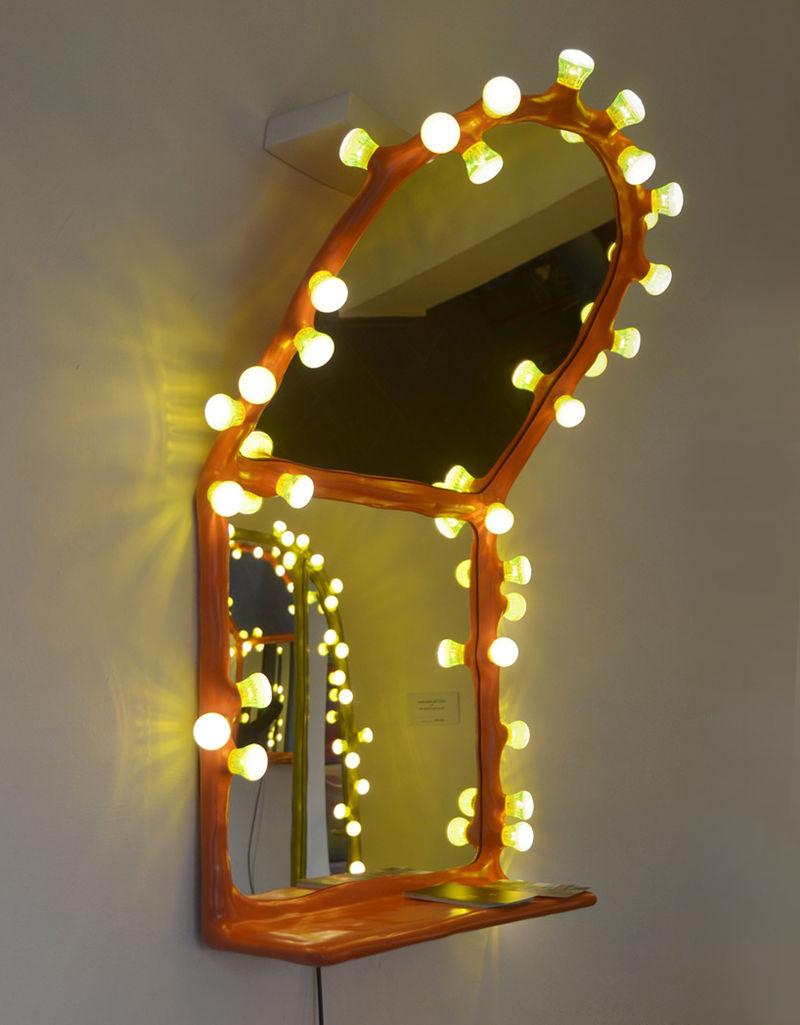 LED Clay Lights