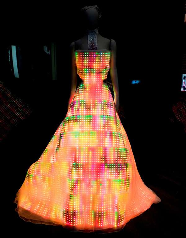Luminous LED Dresses