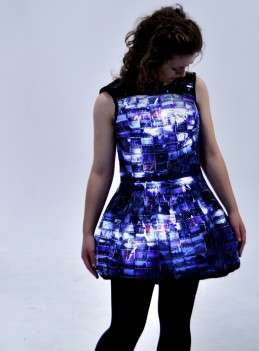 Cinematic LED Frocks