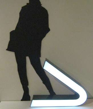 LED Letter Lamps