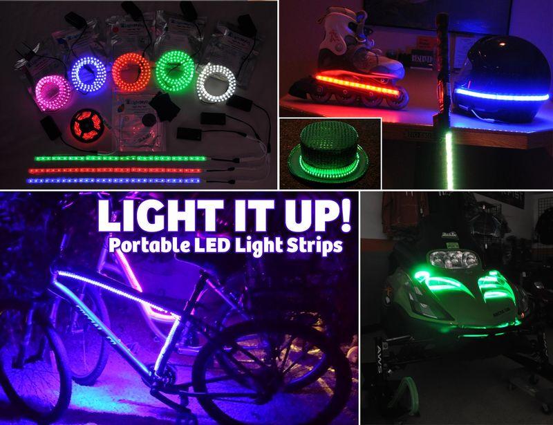 Wireless Illumination Toys
