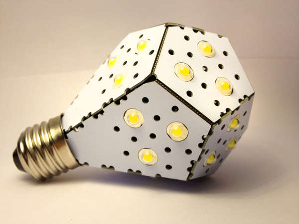 Geometrically Efficient Light Bulbs