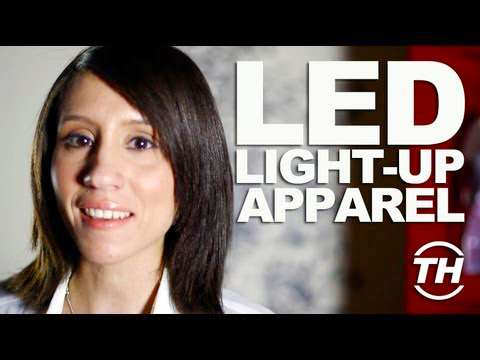 LED Light-up Apparel