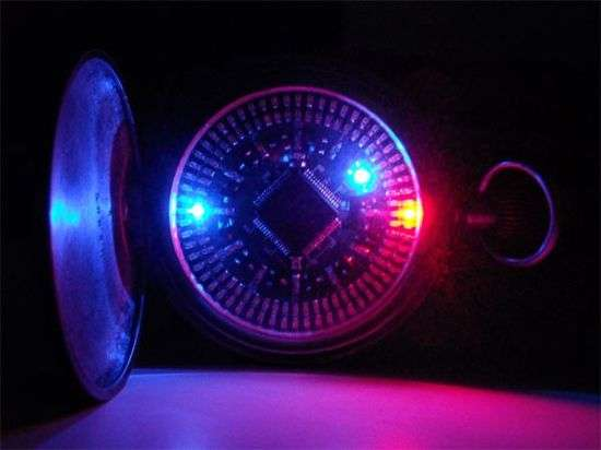 DIY Glowing Watches