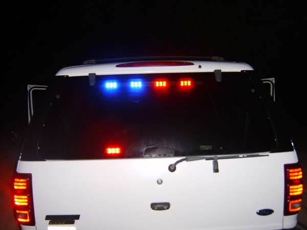 LED Police Lights