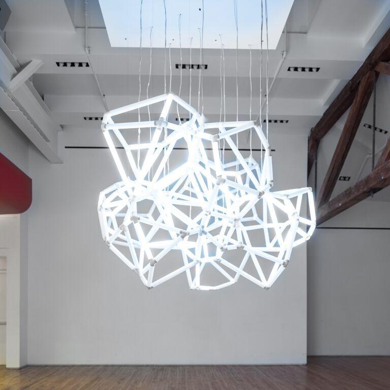 Sound-Converting Lights