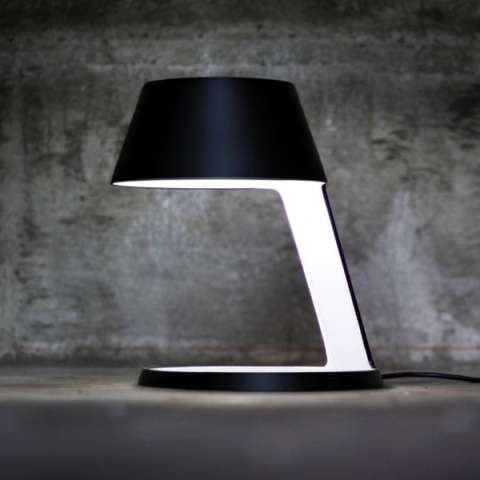 LED Shade Lamp