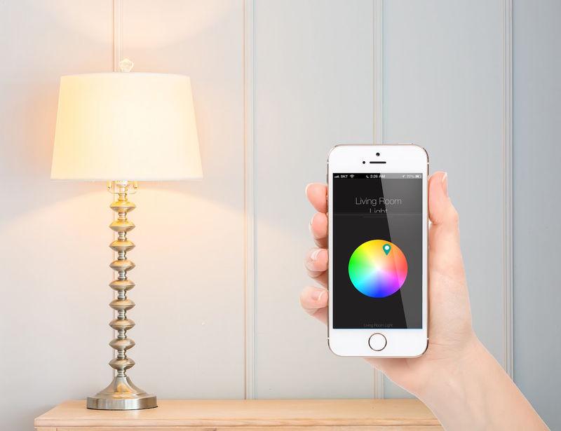 Economical WiFi Light Bulbs