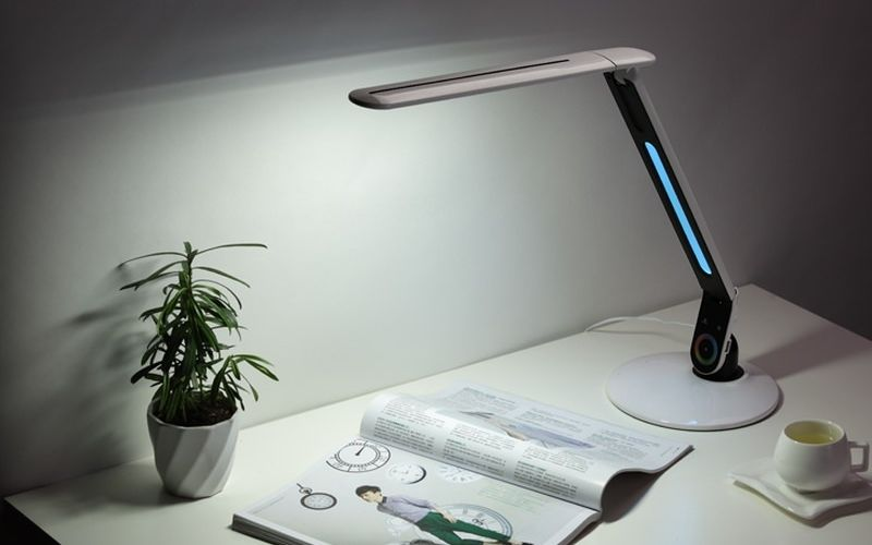 Mood-Enhancing LED Lamps