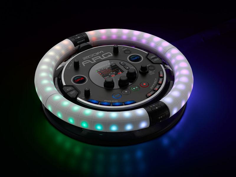 Luminous Bluetooth Tambourines