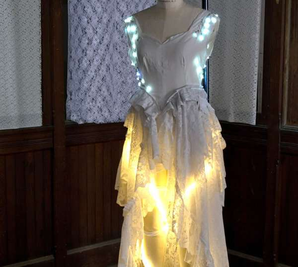 Shifting Illuminated Frocks