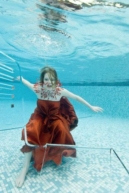 Submerged Couture Fashiontography