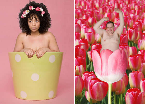 Baby-Inspired Grown-Up Photography
