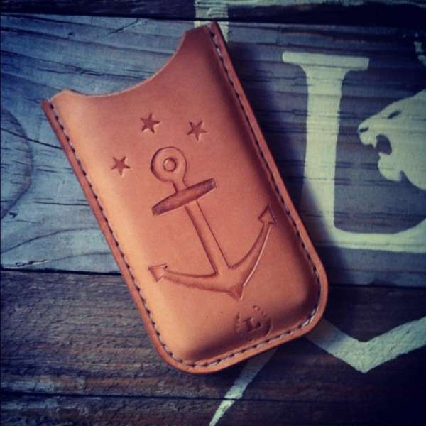 Rustic Nautical Phone Protectors