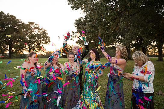 Spurned Bride Photoshoots