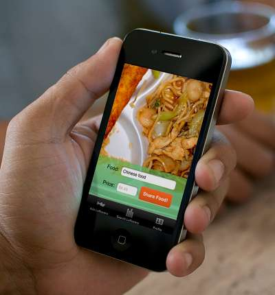 Leftover Food-Trading Apps