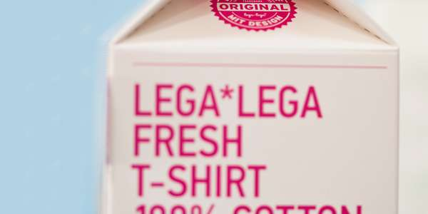 Dairy Carton Clothing