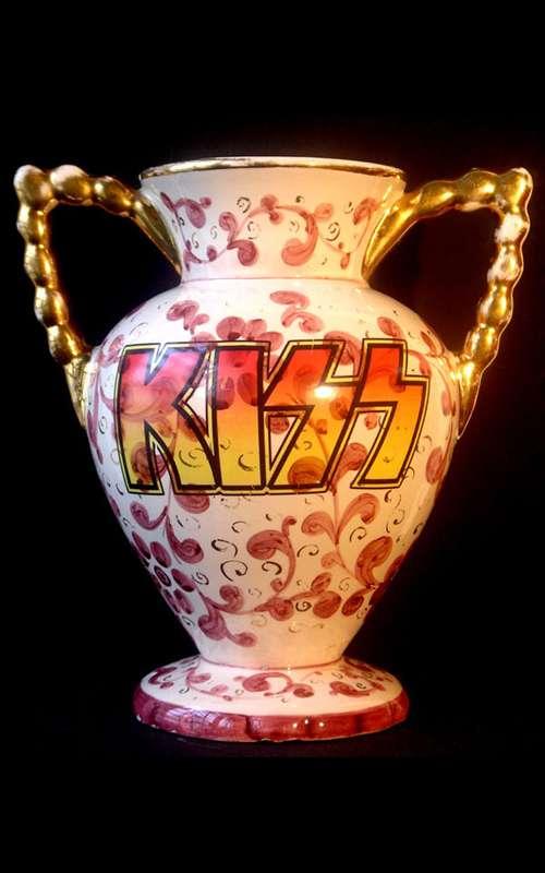 Rock Icon Vases