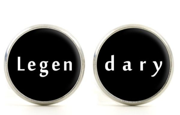 TV Sitcom-Inspired Cufflinks