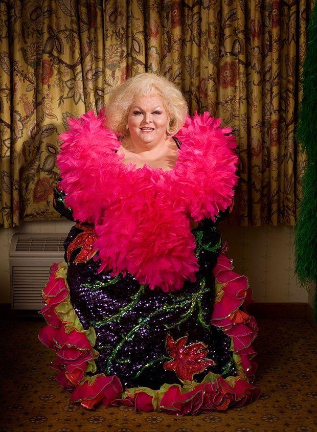 Aging Burlesque Dancer Photos