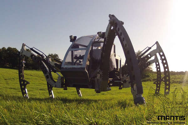 Arachnid Terrain Vehicles