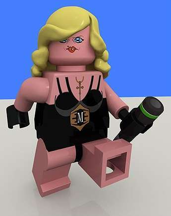 30 Suprisingly Cool LEGO Figurines