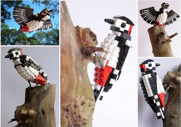 lego birds by detomaso pantera