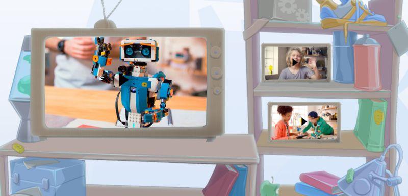 Children's LEGO Coding Sets