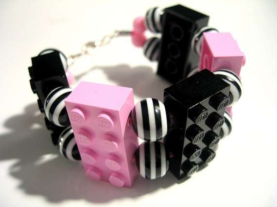 LEGO Bracelets by Etsy Shop Owner Allysin