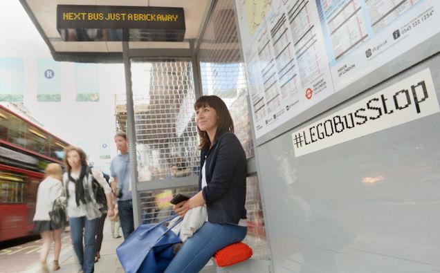 Building Block Bus Stops