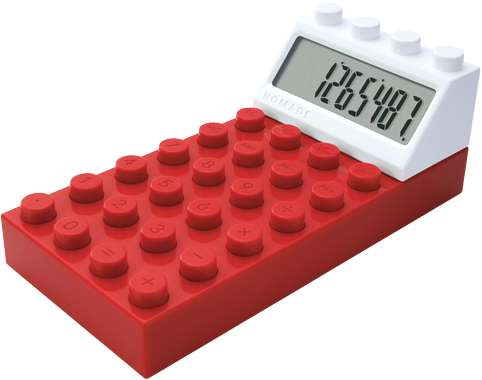 Lego Calculators