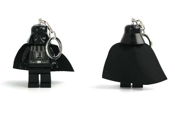 LEGO Darth Vader Keychain Light