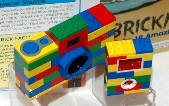 Toy Block Gadgets