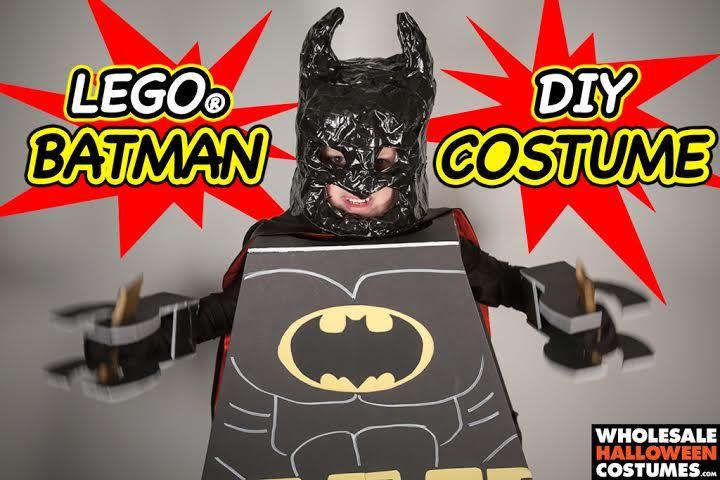 Toy-Themed Superhero Costumes