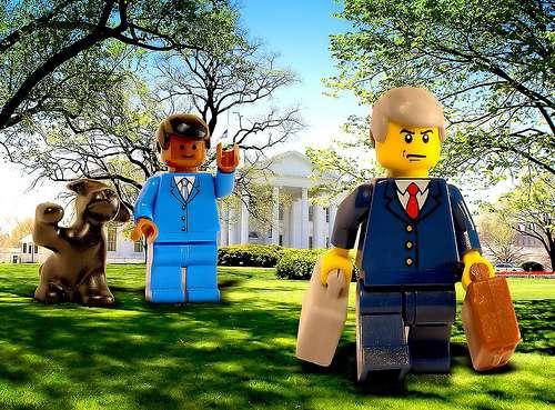 LEGO Inaugurations