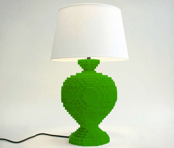 Toy Brick Light Fixtures