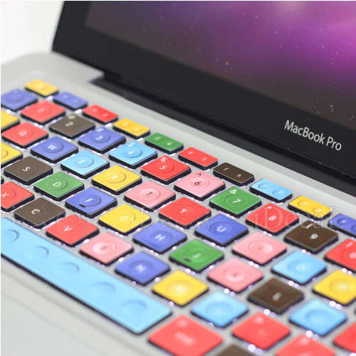 Building Block Laptop Keys