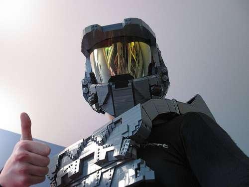Lethal LEGO Body Armor