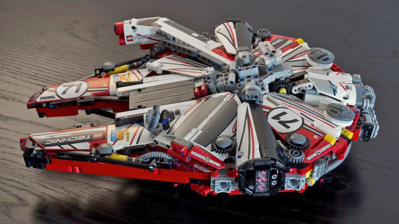 Racing Livery Starships
