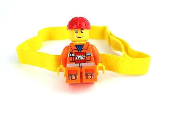 LEGO Minifig Head Lamp