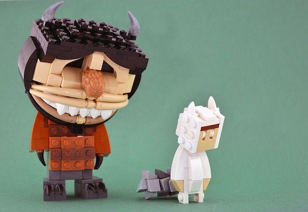 LEGO Film Personas