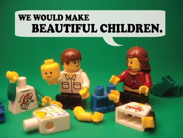 Inappropriate Lego Memes